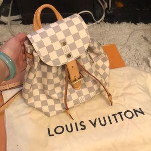 Louis Vuitton sperone bb backpack